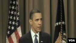 Barack Obama govori na Tauro College-u u New Yorku