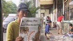 印尼大選:總統呼籲候選人克制