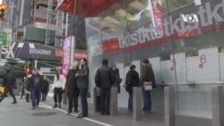 新冠肺炎導致紐約百老匯劇院被迫熄燈