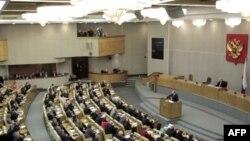 Prezident Medvedev Dumaya seçkilərin gününü açıqlayıb