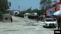 Pokiston-Afg'oniston chegarasi