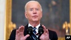 UMongameli Joseph Biden