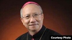 Giám mục Giáo phận Vinh, Đức cha Phaolô Nguyễn Thái Hợp (Ảnh: Thanhnienconggiao)