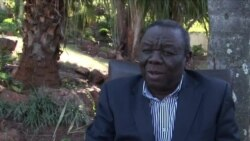 Zimbabwe Opposition Leader Morgan Tsvangirai Dismisses Bond Notes