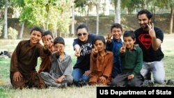 Help For Islamabad Street Kids