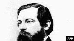 Friedrich Engels, triết gia và khoa học gia người Đức, người đã phát triển chủ nghĩa cộng sản cùng với Karl Marx