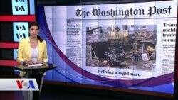 29 Mayıs Amerikan Basınından Özetler