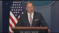白宫发言人誓言对媒体只说实话
