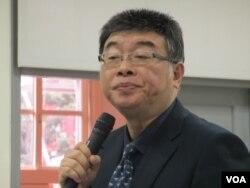 国民党前立委邱毅