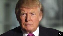 Donald Trump, candidat à la présidentielle de 2016 (AP)