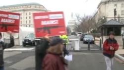 Washington: Prosvjednici zahtijevaju oštrije zakone o kontroli oružja
