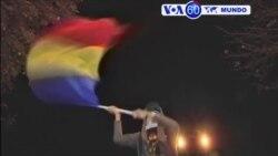 Manchetes Mundo 23 Setembro 2016: Manifestaçōes na Roménia, India compra caças franceses