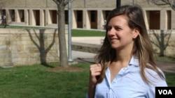 Melissa Castera from Uruguay.