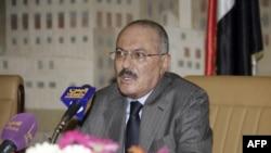 Ông Saleh đã lên tiếng ủng hộ kế hoạch chuyển quyền nhiều lần nhưng lại rút lời không chịu ký thỏa thuận