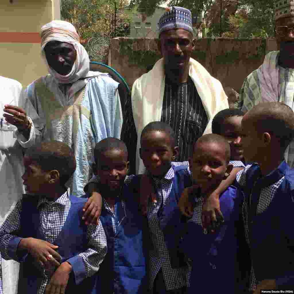 Borno enrolls 525 fulani pupils into private school for both formal and islamic education in the state.