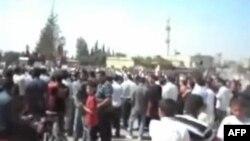 Suriyada ABŞ səfiri pomedor hücumuna məruz qalıb (yenilənib)