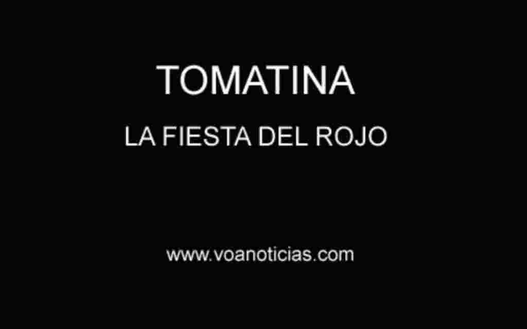 Tomatina: la fiesta del rojo