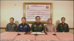 Thailand's Military Conducts Coup, Suspends Constitution and Broadcasting