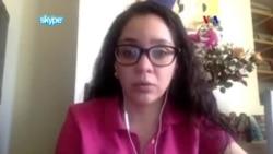 Venezolana entre testigos de ataques en Bruselas