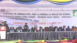 Tanzania and Uganda Launch Oil Pipeline Construction Project