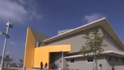 看天下: 以色列小城修建加固学校