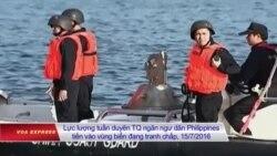 Trung Quốc đe dọa tống giam bất kỳ ai vi phạm lãnh hải