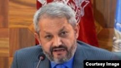 داکتر فیروزالدین فیروز، وزیر صحت افغانستان