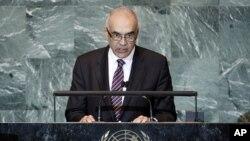 محمد کامل امر وزیر خارجۀ مصر