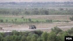 کماندو افغان روز گذشته عملیات را برای بازگشایی شاهراه کندز - تخار آغاز کرده بودند