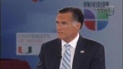 Romney Kampanyasını Yeniden Toparlamaya Çalışıyor