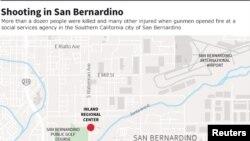 Gunmen Open Fire at California Social Services Agency