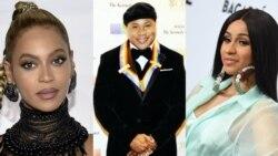 Top Ten Americano: LL Cool J é o rei, todos querem Beyoncé e Cardi B do strip para os grandes palcos