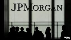 ທະນາຄານ JP Morgan
