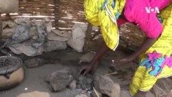 Cameroon Refugee Camp...
