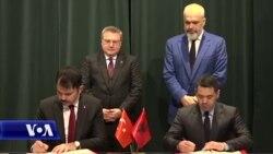 Shqipëria dhe Turqia nisin projektin për rindërtimet pas tërmetit