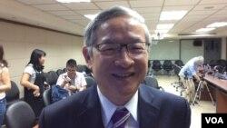 台灣國家政策基金會國家安全組召集人、前國民黨立委林郁方批評蔡英文對外交風暴束手無策