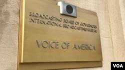 Voice of America, un des medias visés en Russie