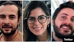 El Sindicato Nacional de Trabajadores de la Prensa en Venezuela informó el jueves 31 de enero de 2019 que al menos siete periodistas están detenidos, entre ellos tres reporteros y un chofer de la estatal agencia de prensa española EFE.