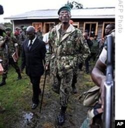 Former CNDP rebel Leader Laurent Nkunda.