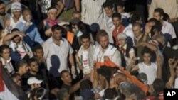 정치적 소요가 계속되는 시리아
