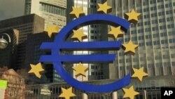 La Eurozona se ve nuevamente amenazada por la falta de crecimiento económico.