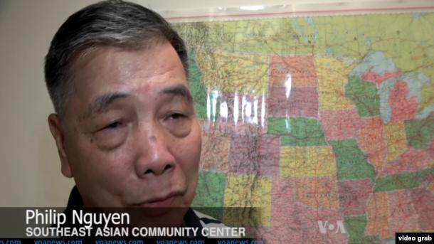 Ông Philip Nguyen, giám đốc điều hành Trung tâm Cộng đồng Đông Nam Á ở San Francisco
