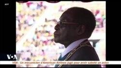 Retour sur la vie de Robert Mugabe