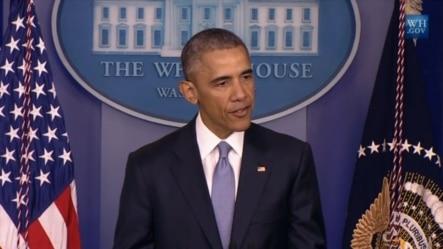 美国总统奥巴马(资料照片)