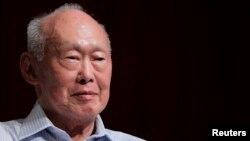 Ông Lý Quang Diệu là mẫu mực cho các chính trị gia Á Châu.
