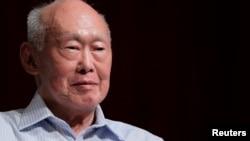 新加坡前总理李光耀