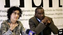 Sidiki Kaba, presidente da Assembleia dos Estados Partes ao Estatuto de Roma do TPI