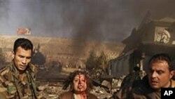 کابل:دستگیری هفت مظنون در ارتباط با حملات انتحاری