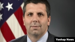주한 미국 대사에 내정된 마크 리퍼트 국방장관 비서실장. (자료사진)