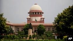 Mahkamah Agung India, Jumat (10/1) meminta pemerintah agar meninjau semua restriksi di wilayah Kashmir yang dikuasai India dalam waktu sepekan. (Foto: ilustrasi)